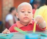 Pretenden equipar a fundación Iluminando Corazones para niños con cáncer y descansen