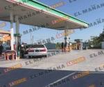 Atracan gasolinera ubicada en libramiento a Monterrey