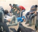 Capturan a 66 ilegales