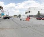 Previene Protección Civil cierre de paso vehicular