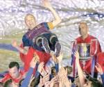 ¡Despide Barsa a Andrés Iniesta!