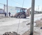 Realiza tareas de limpieza Servicios Primarios en la Unidad Obrera en apoyo