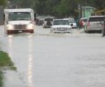 Emiten informe de lluvias en la región