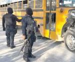 11 obreros heridos en ataque de grupos antagónicos a micro