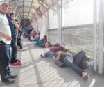 Se solidarizan con cubanos inmigrantes