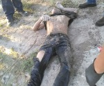 Entregan cuerpo de ahogado que presentaba varias heridas