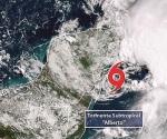 Amaga tormenta tropical Alberto