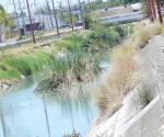 Gigantesco foco de infección dren Reynosa y nadie se preocupa