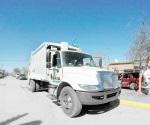 Hay 15 nuevos camiones recolectores de basura