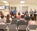 Benefician a 125 familias con programa feria de pasaportes
