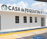 Opera a su máxima capacidad Casa de Psiquiatría de Reynosa