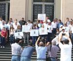 Demandan justicia por muerte de compañero