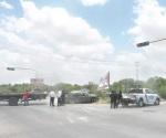 Muere bebé al chocar patrulla de Estatales que iba en apoyo