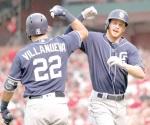 Villanueva batea de hit; Padres cae
