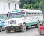 Comienza revista documental para el transporte público