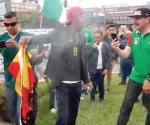 Indignación por ofensas de los mexicanos a alemanes y otras personas