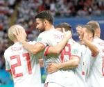 Rescata Costa a España