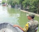 Implementa Ejército Plan DN-III-E para rescate y salvamento