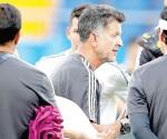 A Osorio no le preocupa exceso de  confianza