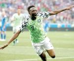 Nigeria gana;  Argentina respira