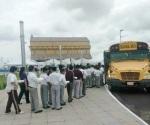 Reanudan traslado de niños de 5º y 6º a Capilla Sixtina