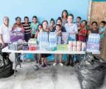 Recorre DIF Reynosa Colonias