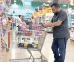 Toman por asalto centros comerciales por ley seca en vigor