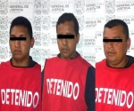 Caen tres sujetos implicados en ataques a Casa de Gobierno y sede del PAN