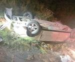 Fatal accidente en Guardados