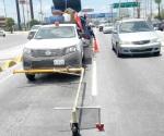 Continuará nueva unidad pintarrayas en el Hidalgo