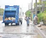 Cumplen ruta de la limpieza