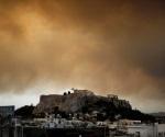 Incendios en Grecia dejan al menos 74 muertos y 187 heridos