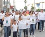 Marchan por ellos hasta Monterrey