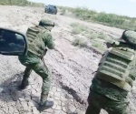Enfrentamiento en Matamoros