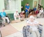 Pagarán subsidio a abuelitos