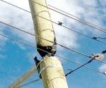 Peligro en la red eléctrica