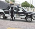 Sorprendido 'sprayándose' en vía pública, a la cárcel