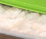 Aseguran casi 47 toneladas de cristal en Sinaloa