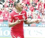 El Toluca gana sin 5 titulares