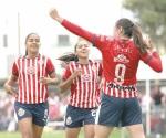 Golea Chivas a Monarcas