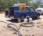 Incauta la SSPTam 5 mil 400 litros de combustible y ocho vehículos