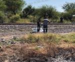 Muere atropellado por tren