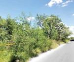 Maleza invade los derechos de vías de pemex por falta de limpia