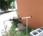 Sin agua desde hace tres días en Ampliación Rodríguez