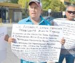 Piden intervenga AMLO en problema de petroleros