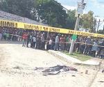 Queman vivos a otros dos, ahora en Hidalgo