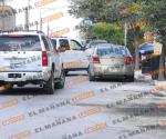 Aseguran vehículo involucrado en agresión a policías