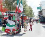Desleal competencia de vendedores ambulantes de banderitas
