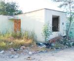 Abandonan las viviendas de Infonavit