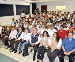Rinde cuentas e informa actividades director del Conalep de Reynosa